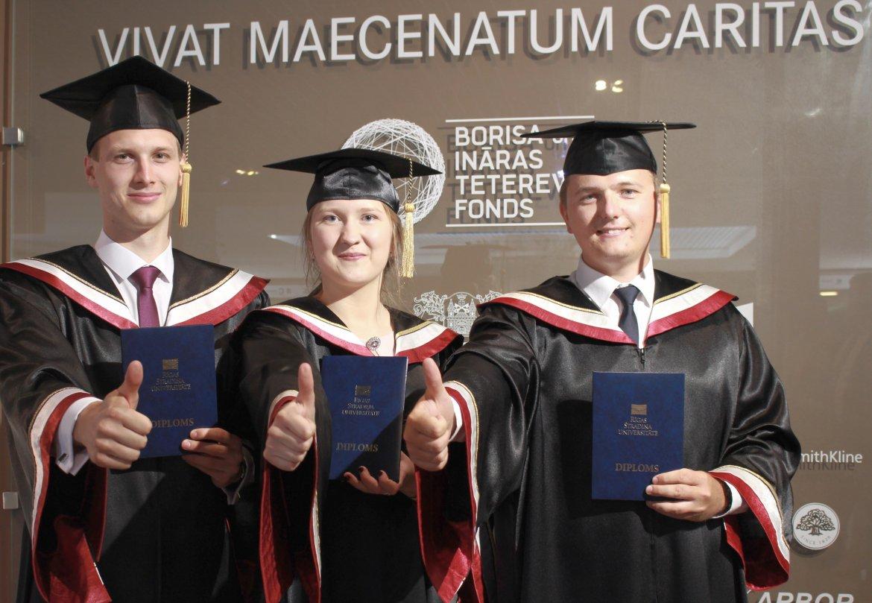 Borisa Tetereva stipendija medicīnā